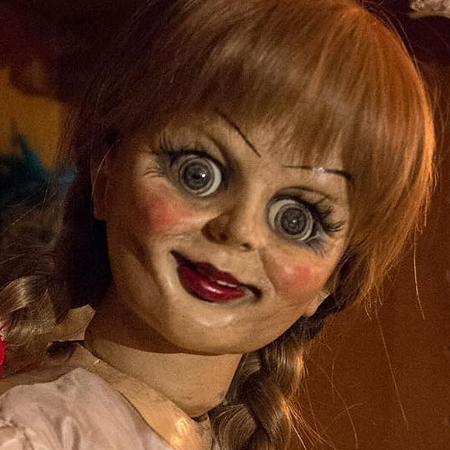 A boneca Annabelle - Divulgação