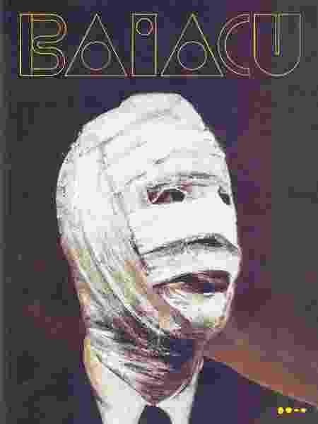 """Capa do projeto """"Baiacu"""" - Reprodução - Reprodução"""