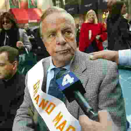 O diretor de cinema Franco Zeffirelli - Getty Images