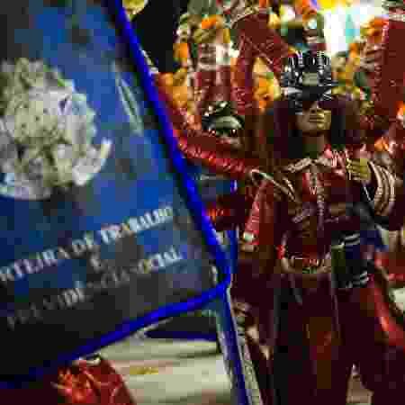 """Ala com os """"Guerreiros da CLT"""" - Bruna Prado/UOL - Bruna Prado/UOL"""