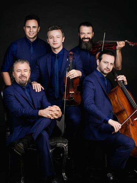 O grupo musical Família Lima - Divulgação