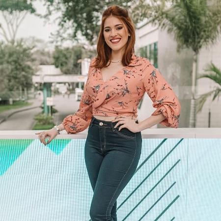 Ana Clara apresentadora do Vídeo Show - Reprodução/Instagram/@anaclarac
