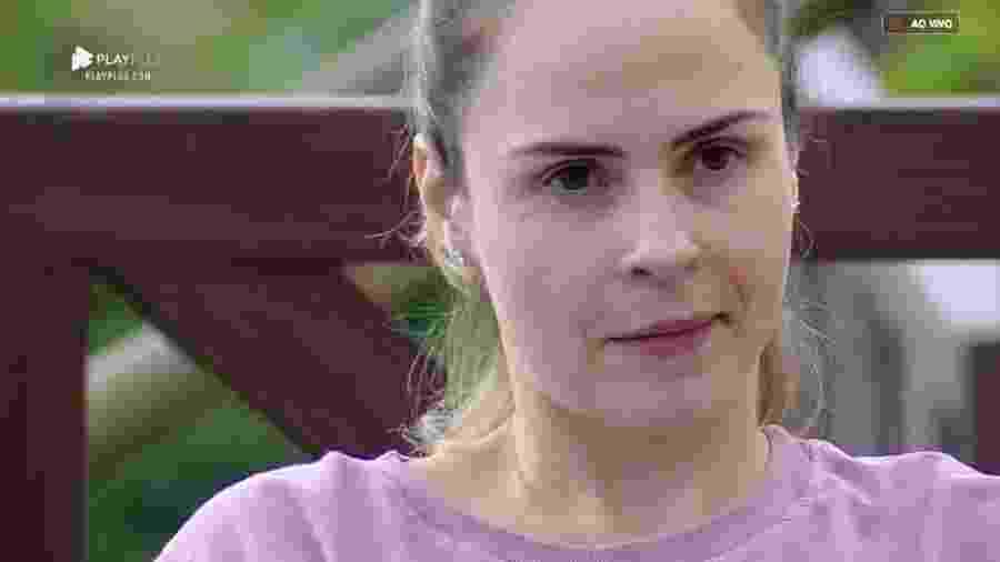 Ana Paula Renault discute com Nadja Pessoa - Reprodução/PlayPlus