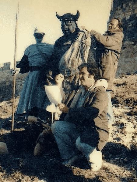 """Os bastidores da animação """"O Senhor dos Anéis"""" (1978) - Reprodução - Reprodução"""