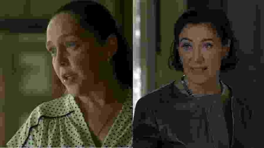 Valentina ordenará a morte de Judith - Reprodução/Globo/Montagem UOL