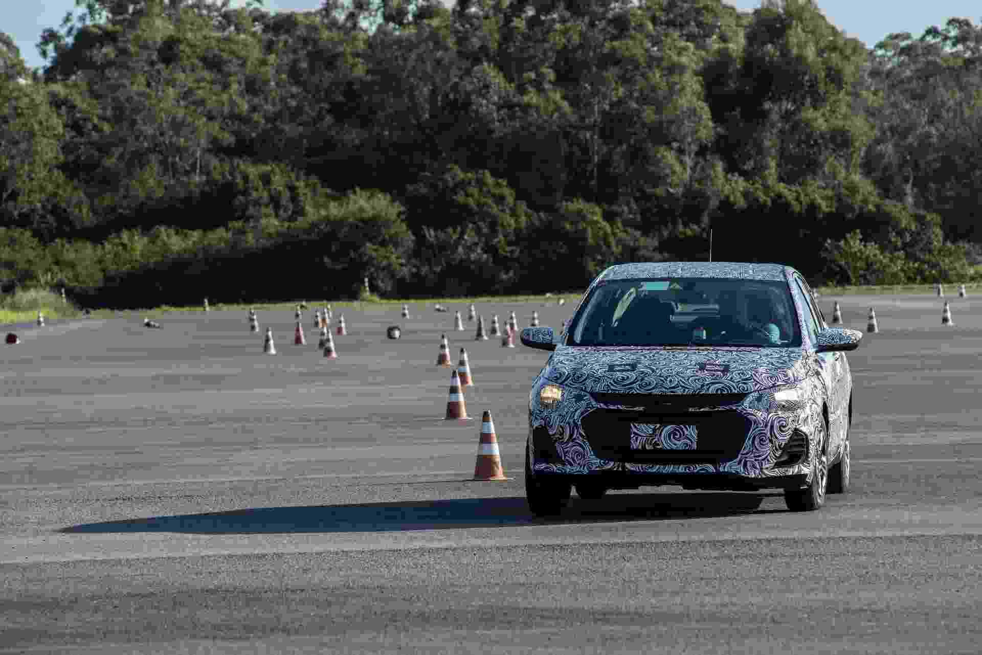 Chevrolet Onix Sedan Prisma 2020 - Divulgação