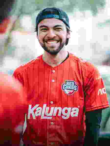 """Renato """"nak"""" Nakano, da RED Canids, gostou do que viu até agora no """"Projeto A"""", game de tiro da Riot - Divulgação/RED Canids"""