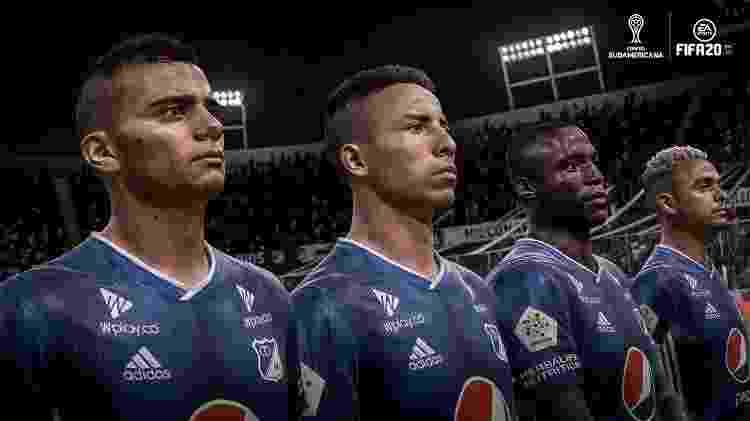 FIFA 20 2 - Divulgação - Divulgação