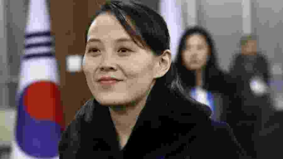 Kim Yo-jong, irmã de Kim Jong-un - Getty Images