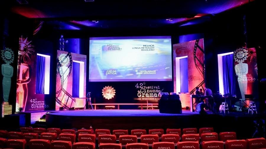 Edição de 2021 do Festival de Cinema de Gramado foi confirmada - Divulgação / Edison Vara