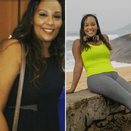 Como emagreci - Michelle 4 - Arquivo pessoal - Arquivo pessoal