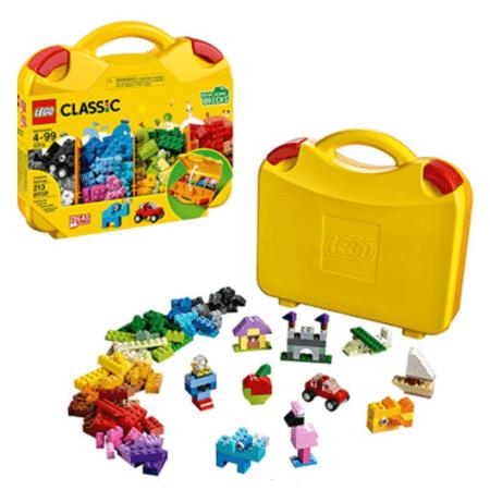 Mala criativa Lego - Divulgação - Divulgação