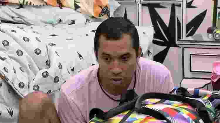 BBB 21: Gilberto prevê próximos paredões - Reprodução/Globoplay - Reprodução/Globoplay