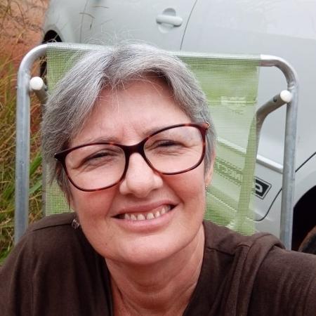 Ingrid Saffran Evangelista transformou seu carro em um ?minitrailer? - arquivo pessoal