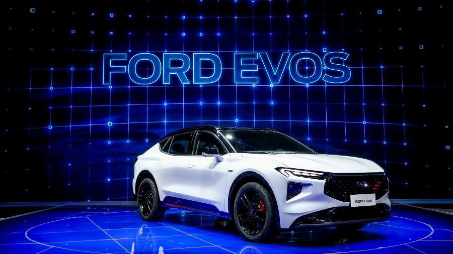 Ford Evos 2021 - Divulgação