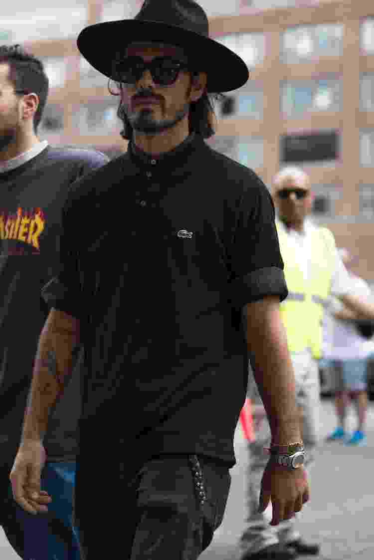 Camisa polo é verdadeira curinga da moda masculina - Robert Spangle/Getty Images - Robert Spangle/Getty Images