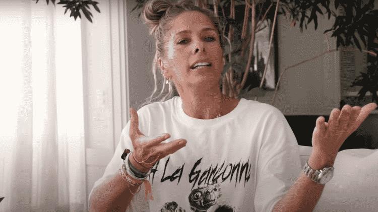 Adriane Galisteu - Reprodução/YouTube - Reprodução/YouTube