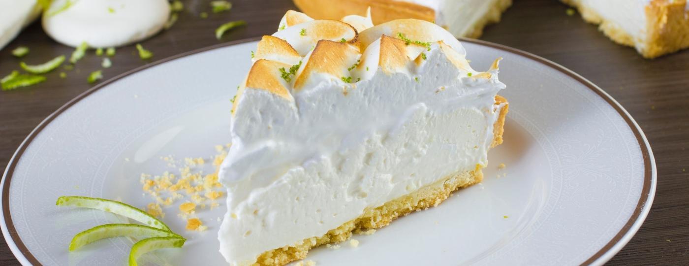 Torta de limão é sempre um sucesso para quem ama doce. Aprenda truques e receitas - Getty Images/iStockphoto