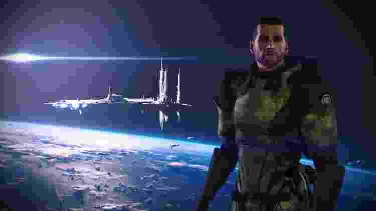 Mass Effect Legendary Edition Paragon - Reprodução - Reprodução
