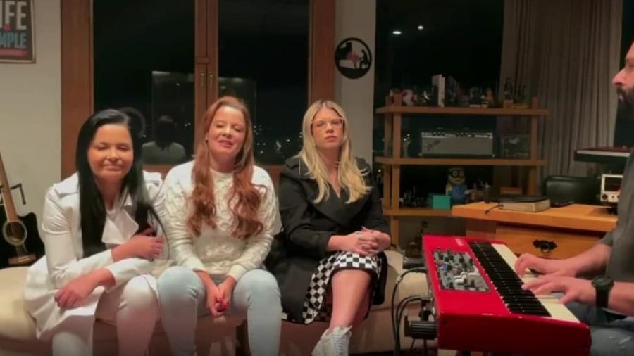Marília, Maiara e Maraísa lançam música sobre violência contra a mulher - Instagram