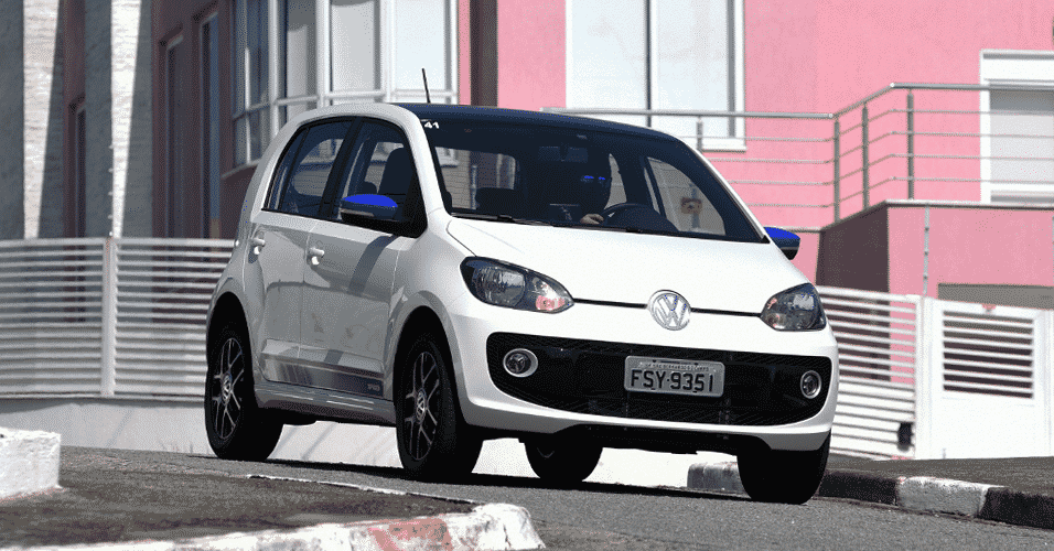 Volkswagen Speed up! TSI - Murilo Góes/UOL