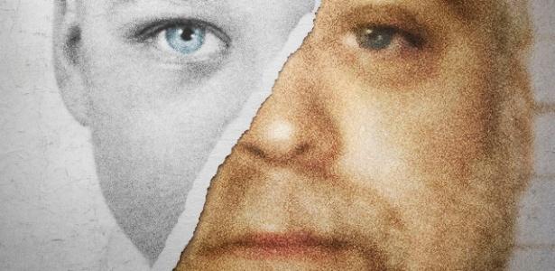 """Capa da série """"Making a Murderer"""", do Netflix - Reprodução"""
