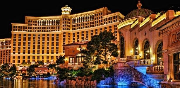 O Bellagio, em Las Vegas, ficou em primeiro lugar na lista da New World Wealth - Dave Toussaint/Creative Commons