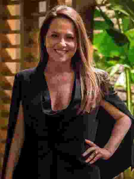 Vivianne Pasmanter em tempo de teatro em São Paulo e novela na Globo - Paulo Belote/Divulgação/TV Globo