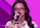 """Quem se saiu melhor no """"The Voice Kids"""" deste domingo (15)? - Reprodução/TV Globo"""