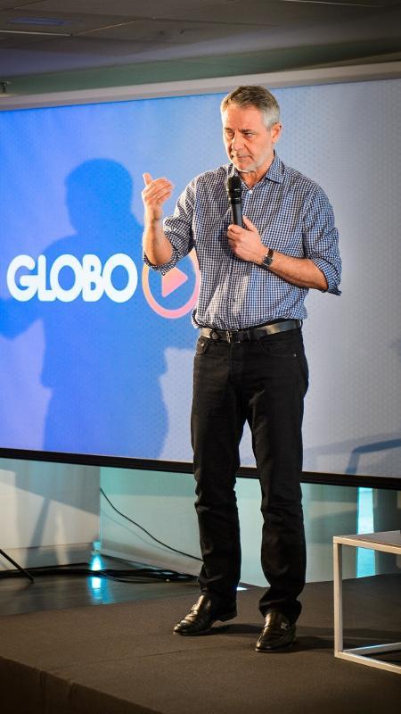Carlos Henrique Schroder, diretor geral da Rede Globo - Ramon Vasconcelos/Divulgação/TV Globo
