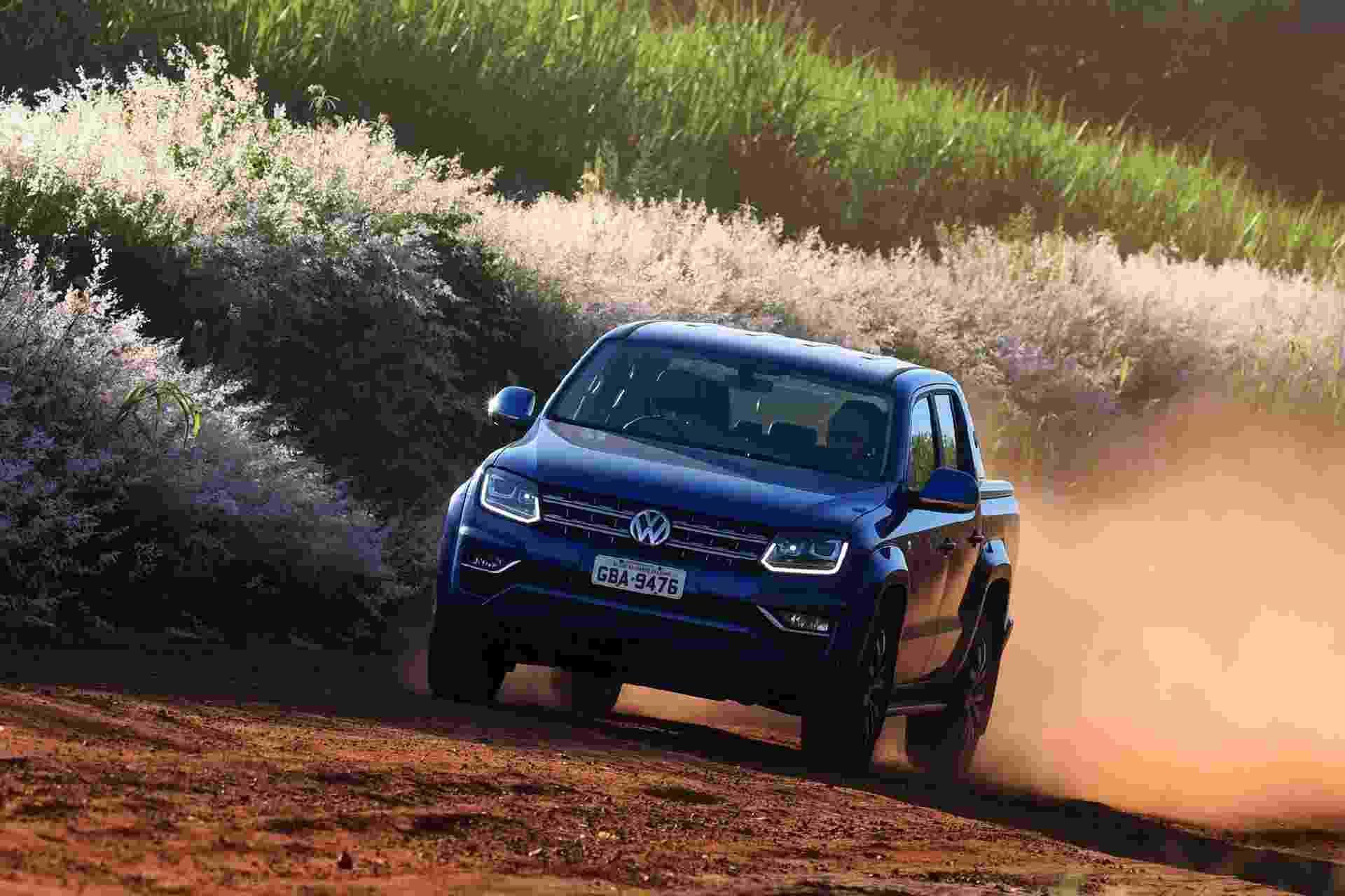 Volkswagen Amarok Extreme - Murilo Góes/UOL