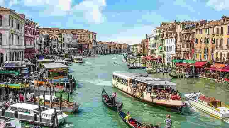 Veneza - Kinkardamimi/Creative Commons - Kinkardamimi/Creative Commons