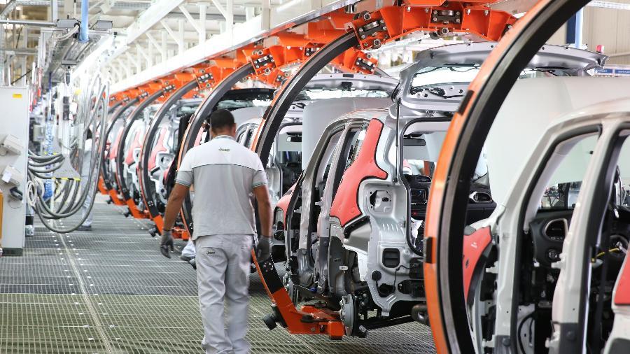 Montadoras que exportarem mais do que no ano passado não pagarão taxa ao governo argentino - Sérgio Bernardo/JC Imagem/Folhapress
