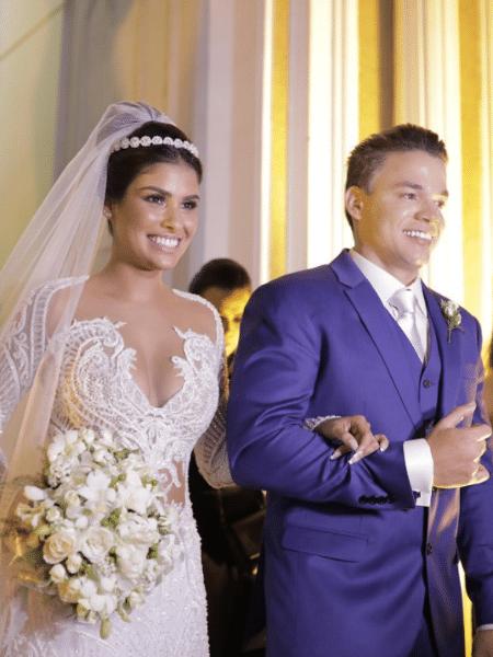 Munik Nunes se casa com Anderson Felício - Reprodução/Instagram/muniknunes