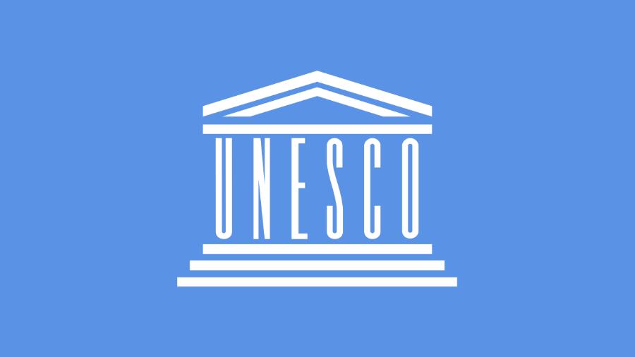 Logo da UNESCO - Reprodução