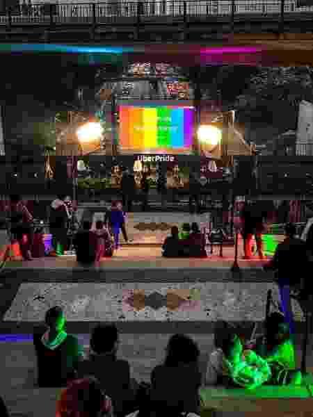 Campanhas de conscientização LGBTQ+ foram encabeçadas por Bo - Divulgação