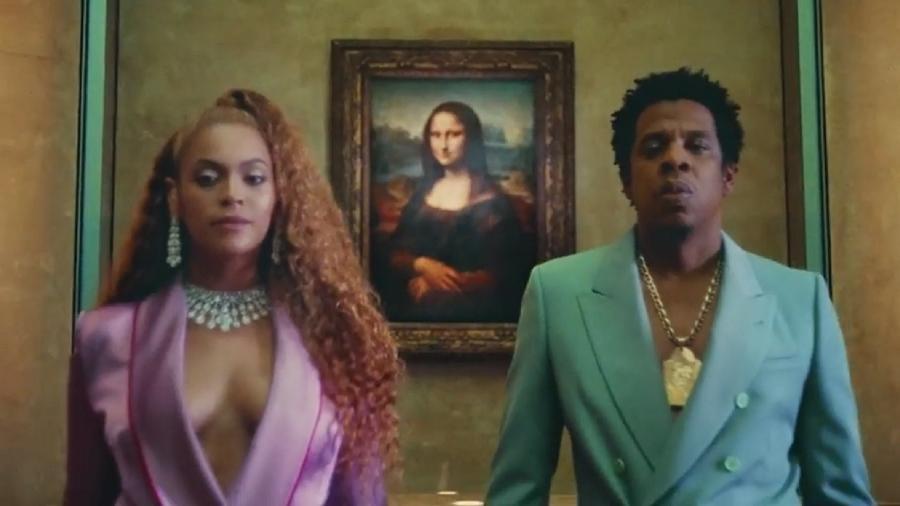 Beyoncé e Jay-Z lançam álbum sem aviso prévio - Reprodução/YouTube/beyoncé