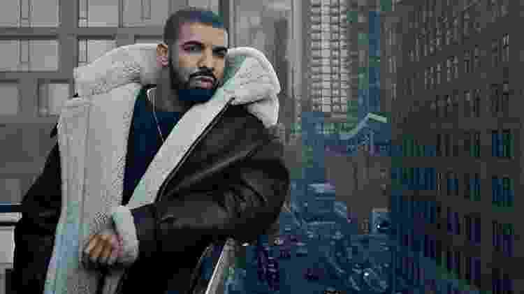 O rapper Drake - Divulgação - Divulgação