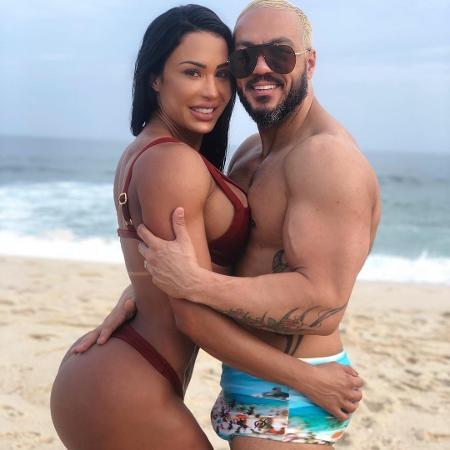 Gracyanne Barbosa e Belo - Reprodução/Instagram