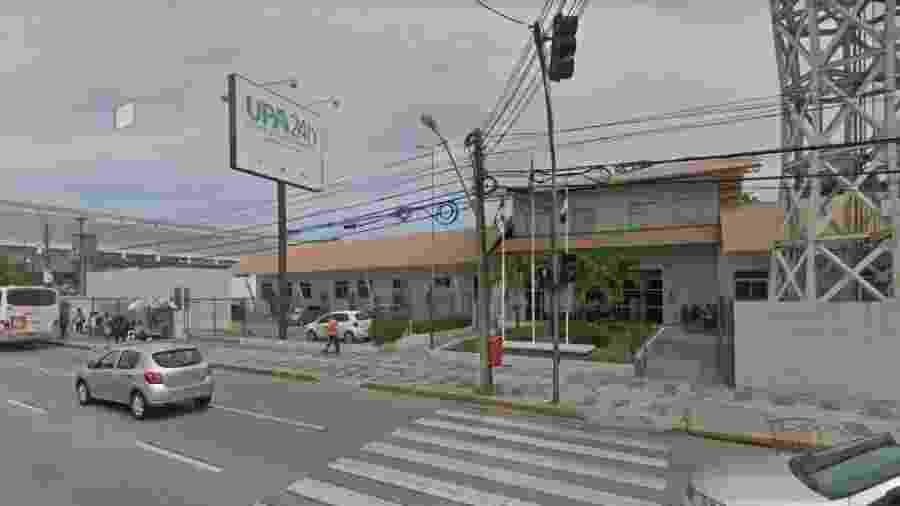 UPA da Imbiribeira, onde ocorreram parte dos abusos, na zona sul de Recife - Google Street View