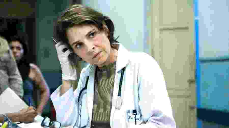 Drica Moraes será Vera, uma infectologista truculenta e mal humorada - Divulgação / TV Globo