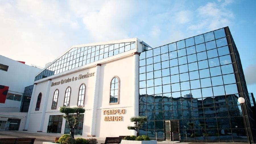 Religiosos dizem se tratarde perseguição da Comissão de Reforma angolana. - Reprodução/TV Record
