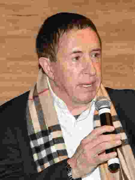 Walter Zagari, vice-presidente comercial da Record - Edú Moraes/RecordTV
