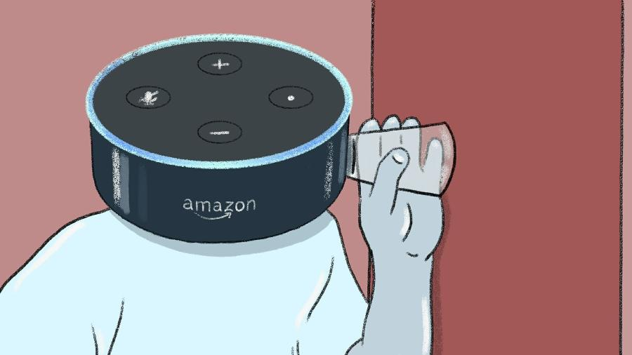 A Alexa me fez pensar em um futuro. Para melhor e pior. - Reprodução
