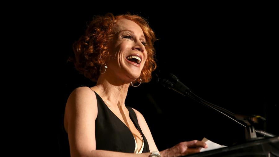 Kathy Griffin no 29th Annual PEN America LitFestGala - Randy Shropshire/Getty Images for PEN America