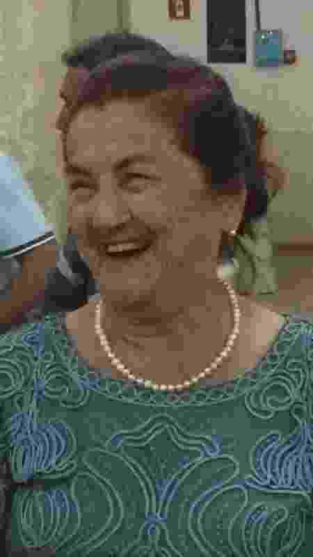 Dona Vitalina retrato - Arquivo Pessoal - Arquivo Pessoal