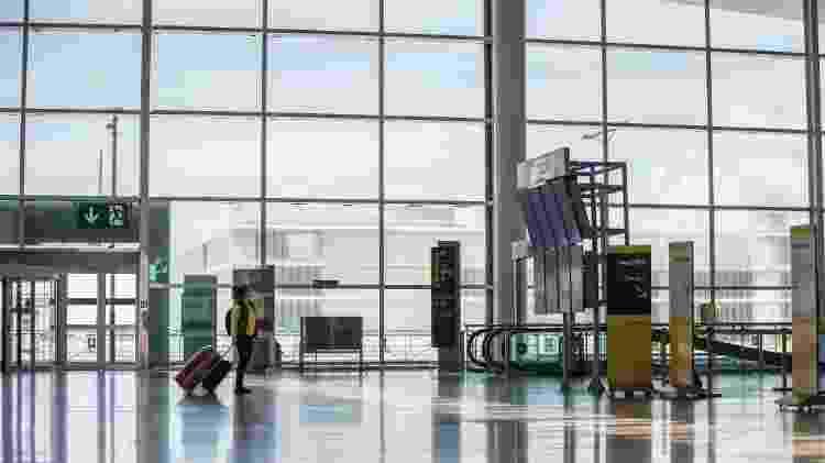 As companhias aéreas foram as mais contatadas pelos consumidores para cancelamentos durante a pandemia - Xavi Torrent/Getty Images