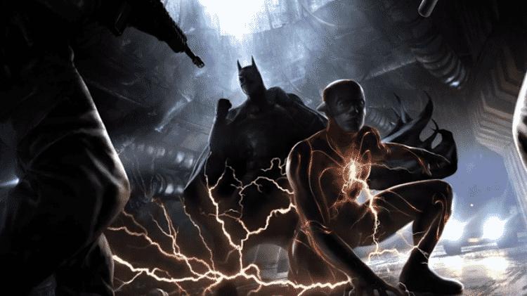 flash - divulgação/DC FanDome - divulgação/DC FanDome