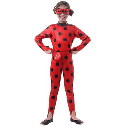 Fantasia Ladybug - Divulgação - Divulgação