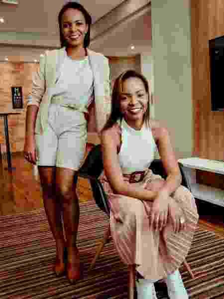 Betty e Brenda Agi foram reconhecidas internacionalmente por trabalho em ONG - Divulgação